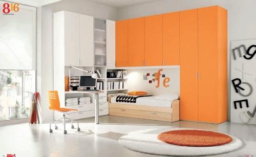 Funny Kids' Bedroom Furniture and Design