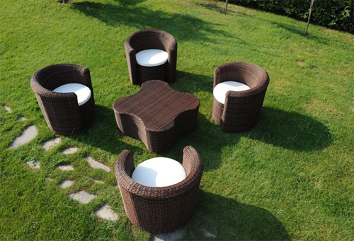 Garden Furniture - Design your little Hyde Park!