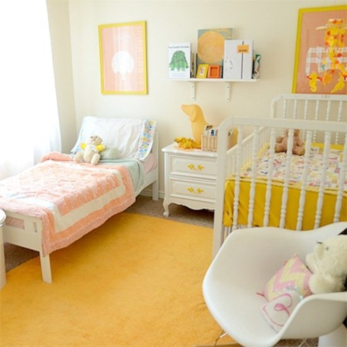 Gender Neutral Bedroom: Gender Neutral Kids Bedrooms