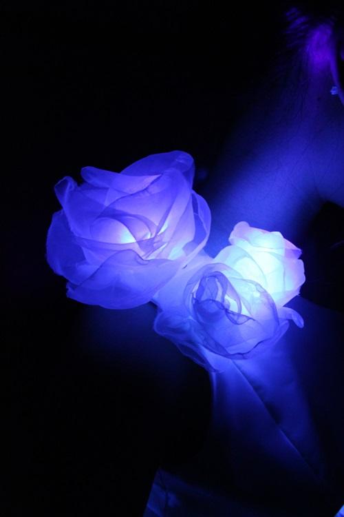 Glow in the dark...paint it...clothe it...enjoy it!