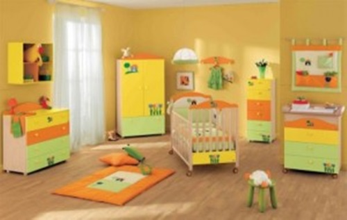 Have a 'fun' time decorating with the kids their room!