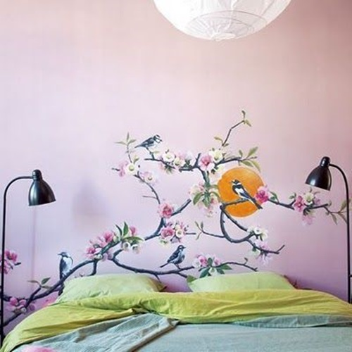 How experts advise you to mix colours in your spring decorations
