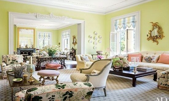 I Want To Create A Calm And Serene Living Room