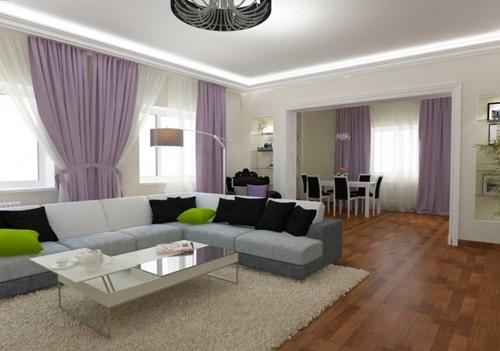 Ideal Living Room Interior – Decorating Tricks