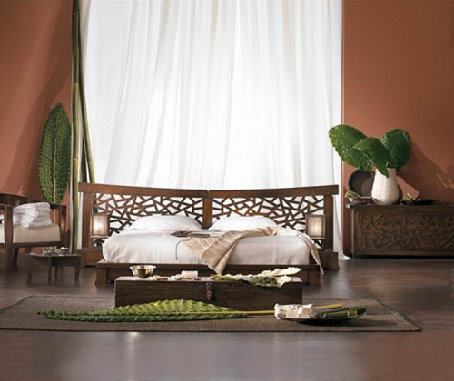 Indonesian Teak Furniture for Bedrooms