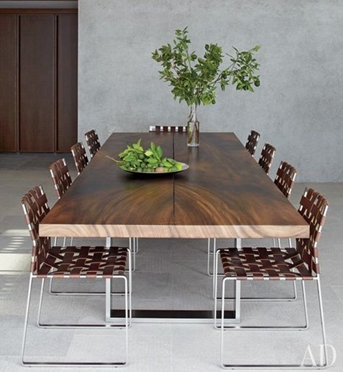 Inviting Conference Tables