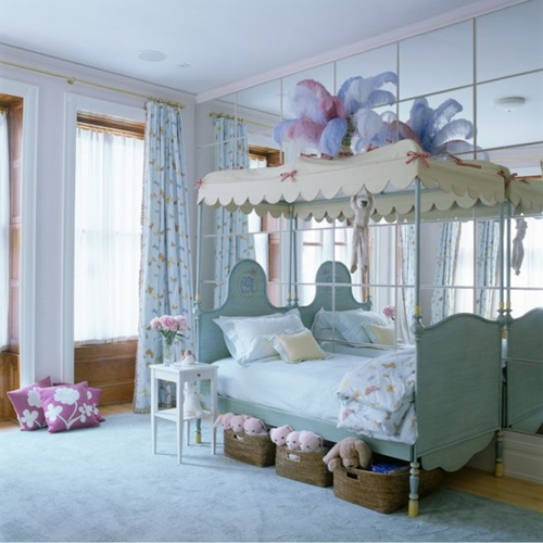 Little Girl's Bedroom Design Little Girl's Bedroom Design