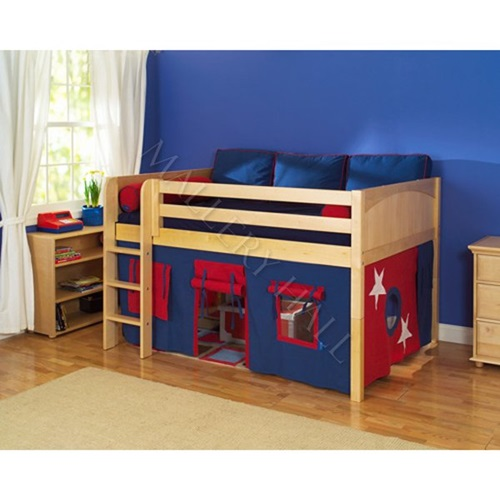 Loft Bedroom Designs for your Boy Kids