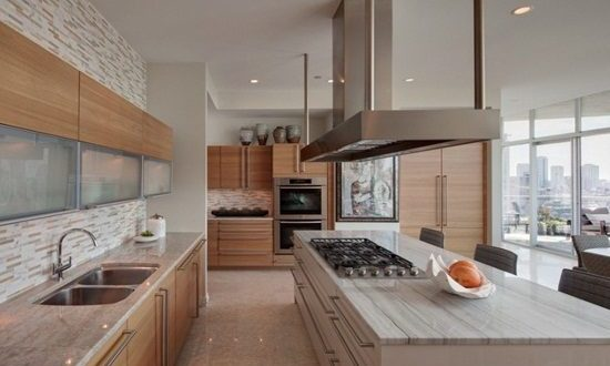 Luxurious Kitchen Designs – Countertop