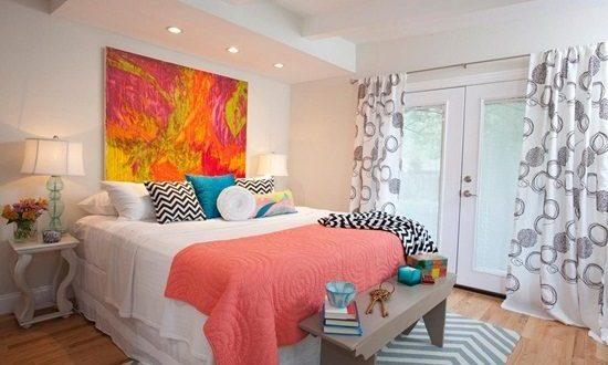 Bedroom ideas interior design ideas and decorating ideas - Bright house bedroom furniture ...