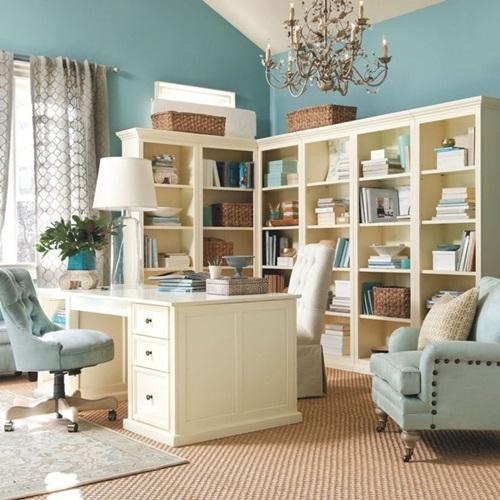 Minimalist home office in a few steps…voila!