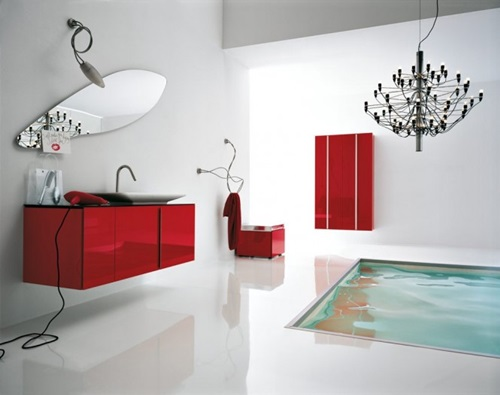 Modern Bathroom - How to Create the Simple Elegance of a Modern Bathroom