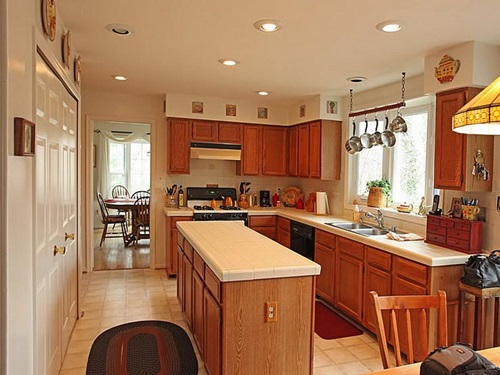 Common Kitchen Design Mistakes Overlooking Fillers And Panels: Modern Kitchen Remodel