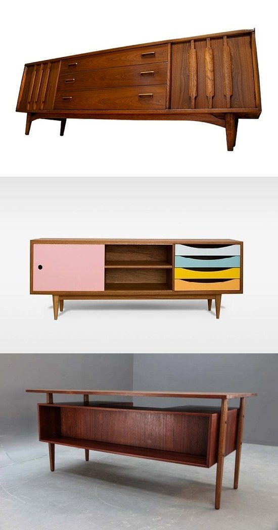 Moving from Vintage to Modern Furniture