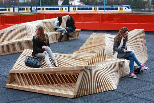 Original Urban Street Furniture - urban furniture