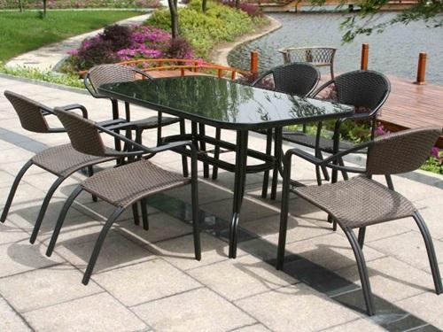Outdoor furniture - high durability - teak wood