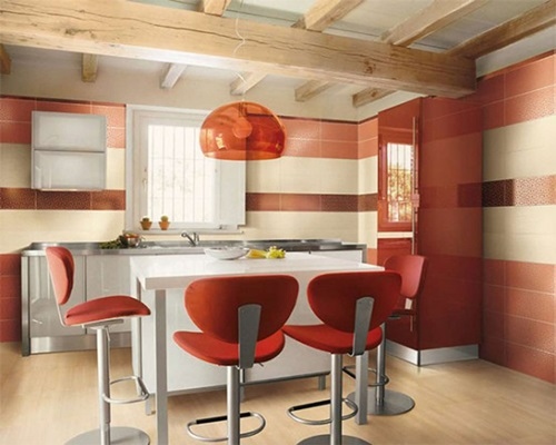 Retro Kitchen Design Inspirations