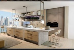 Sleek Italian Kitchen Designs - Classic - Modern