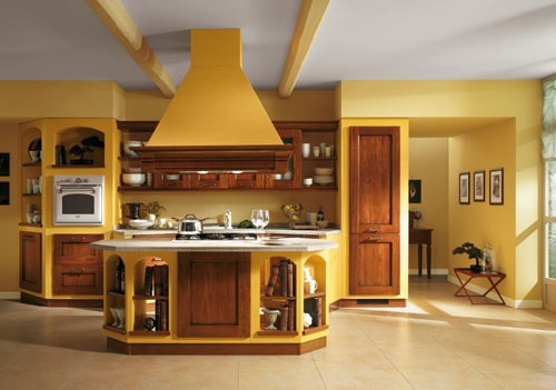 Sleek Italian Kitchen Designs – classic – modern
