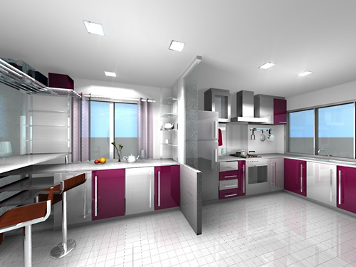 Stylish Kitchen Designs