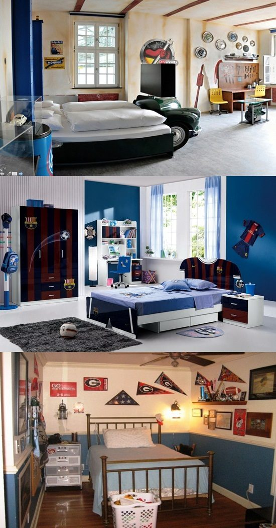 Tips on Decorating Your Boy's Bedroom