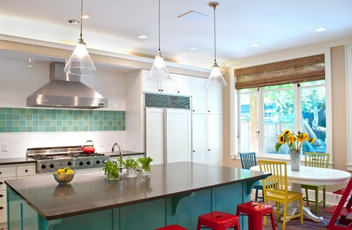 Ways Pendant Lights Can Enhance your Kitchen