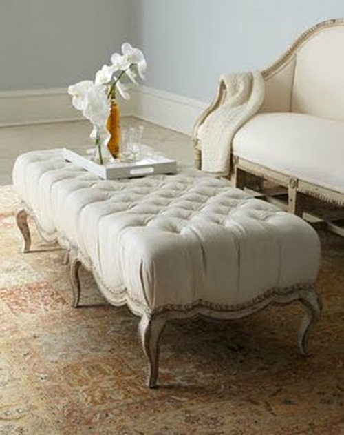have a chaise lounge! French touch