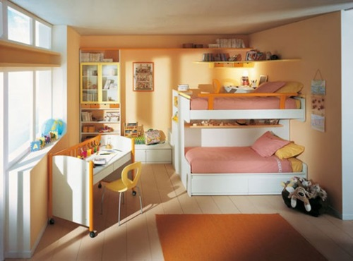 kids rooms - steps for a successful room for the little ones