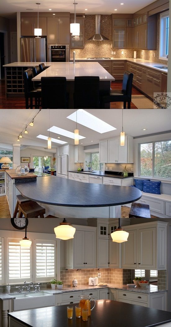 Kitchen Lighting Systems Clic And Modern