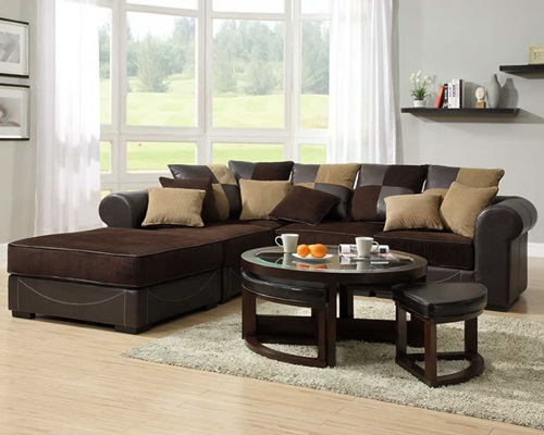living room – New Sofa