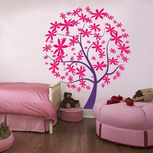 wall stickers - child's room