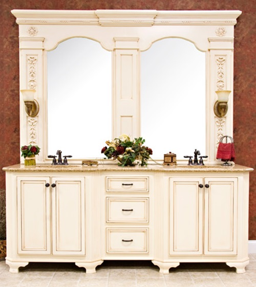 bathroom vanity cabinets change the look of your bathroom different colors 11788