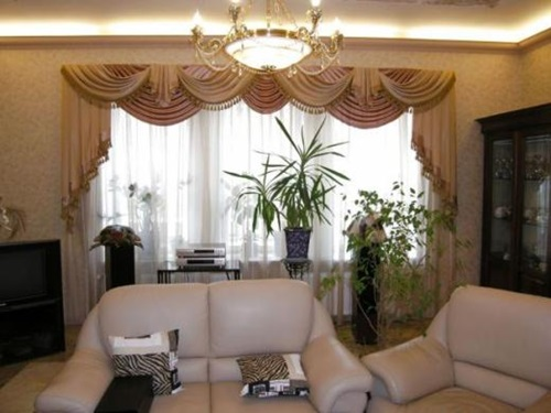 Curtain Design Elements - Color and Fabric