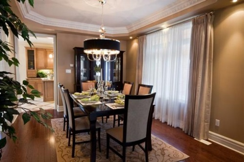 Dining Rooms Colors