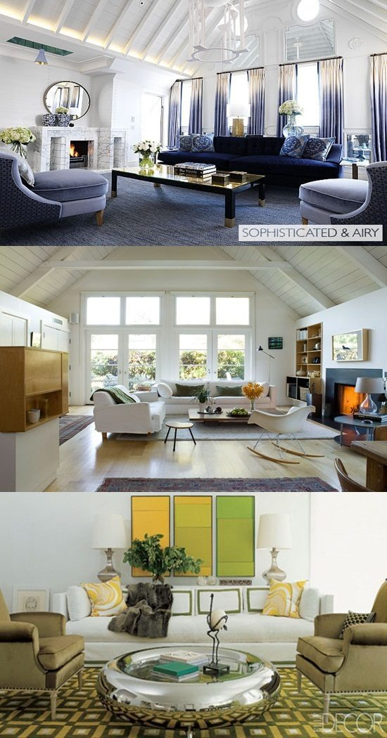 Interior Design Elements and Principals