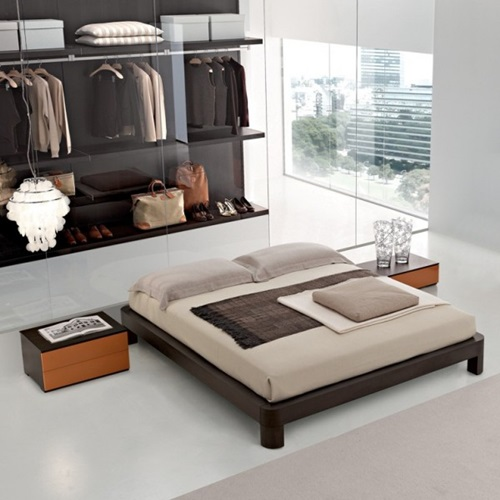 Japanese Bedroom Designs Natural Look