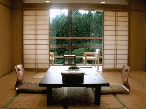 Japanese Dining Room Designs