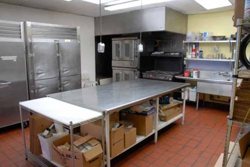 Kitchen – Ideas for Designing your Commercial Kitchen