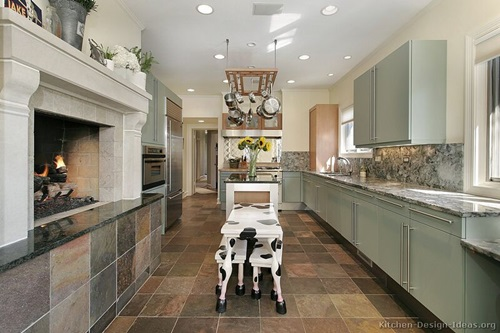Modern Country Kitchens Design