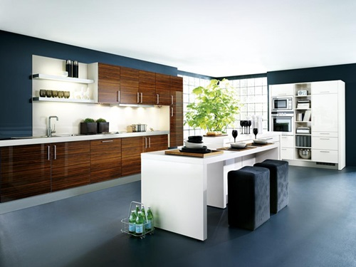 contemporary kitchen designs photos modern kitchens top design trends interior design 5716