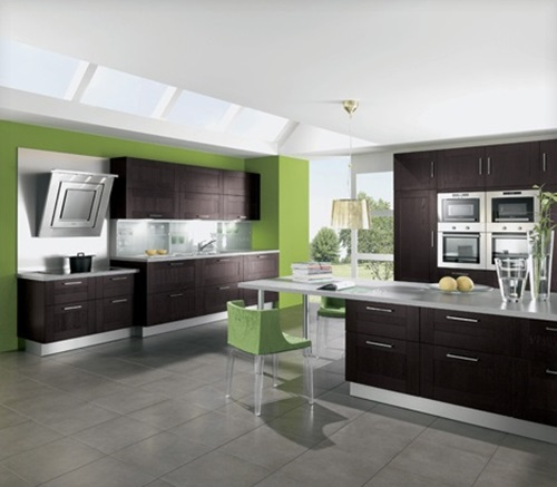 Modern Kitchens Interior Designs