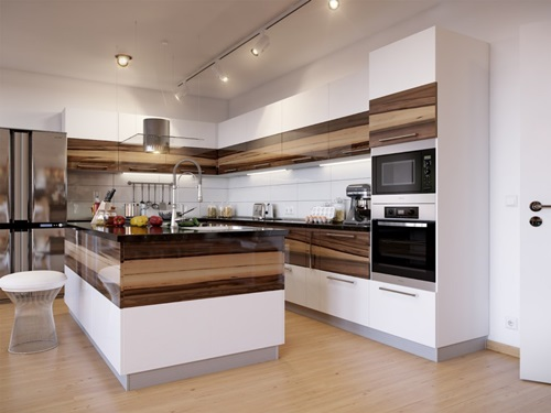 The Kitchen Golden Triangle Design