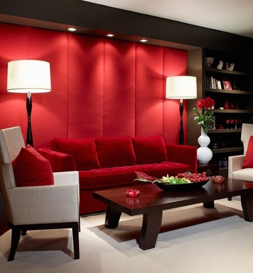 Living Room Lighting 20 Powerful Ideas To Improve Your: The Psychological Effect Of Colors In Your Living Room