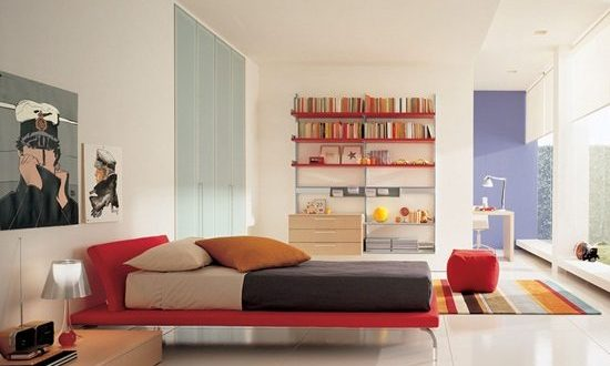 Ultra Modern Kids Bedroom Designs Interior Design
