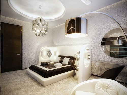 Ultramodern Bedroom Furniture - Ultramodern Style