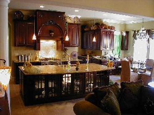 tuscan kitchen design on a budget kitchen curtain ideas style 942