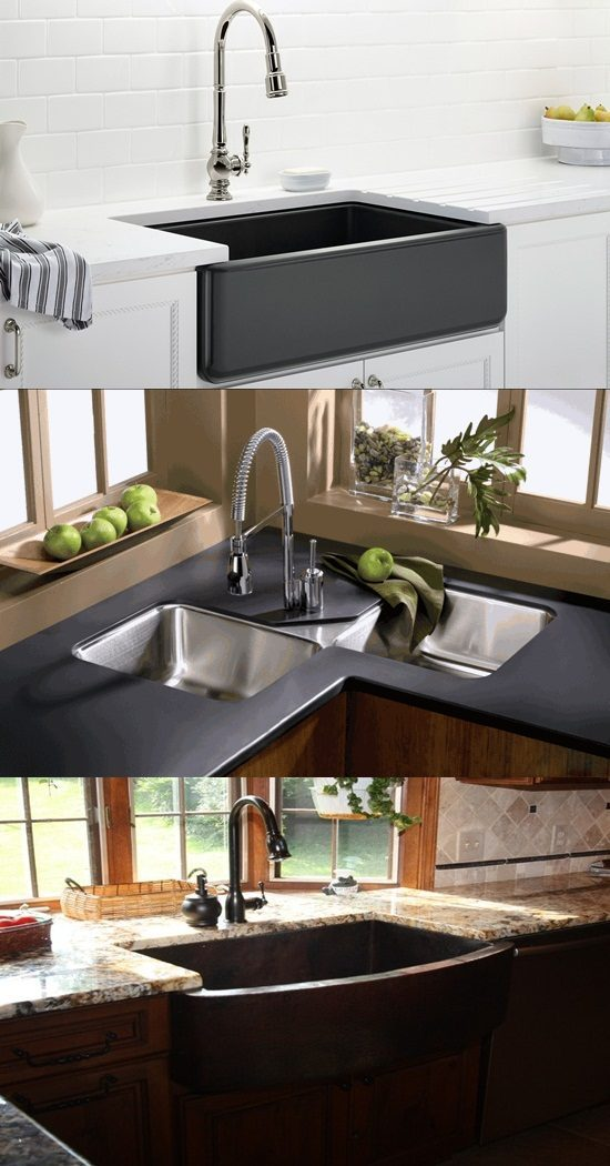 Apron Sink – What good Kitchens are really about!