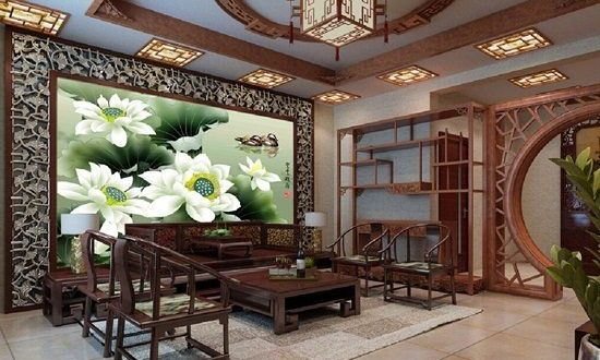 Asian Interior Design – Asian Room