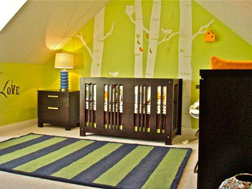 Babies Bedroom Interior Design