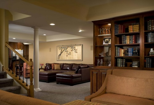 Basement Renovation Inspiring Tip and Ideas
